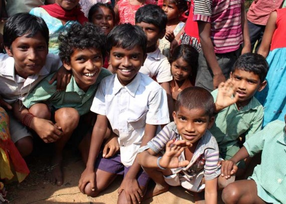 The children of Madhur Vada
