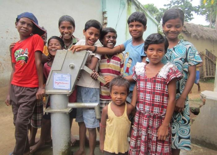 Community Photo at Banskuli