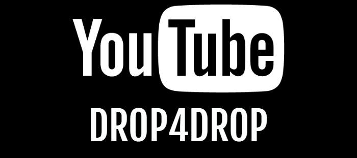 YouTubeDROP4DROPblogheader