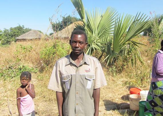 Mukonda community head