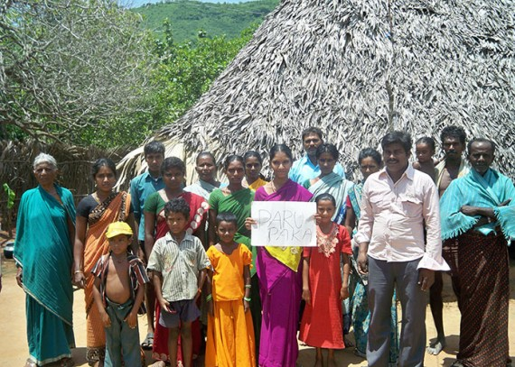 The people of Parupaka