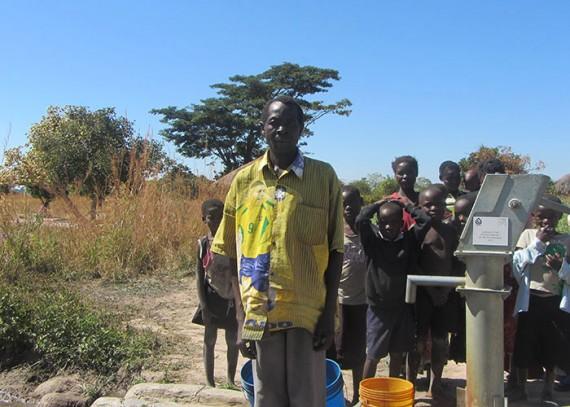 Katapa community head