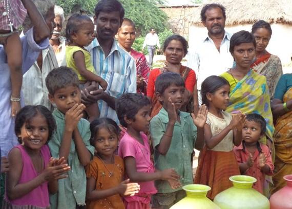 Sirigirpalli beneficiaries