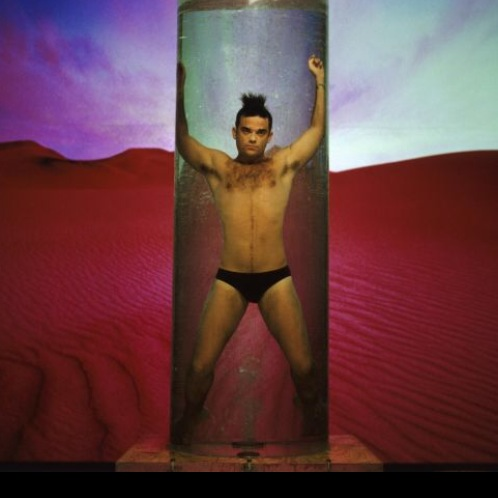 Robbie Williams – square