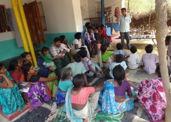 29) Hygiene awareness meeting