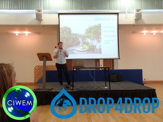 CIWEM drop4drop