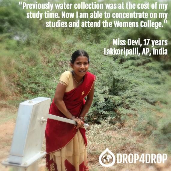 Miss Devi Lakkoripalli