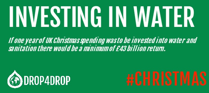 Xmas investing in water