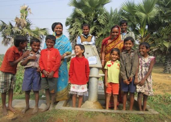 Community Photo at Mahulpur