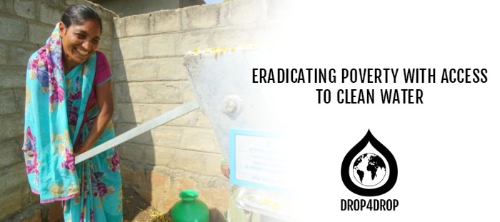 ERADICATING POVERTY WITH ACESS TO CLEAN WATER