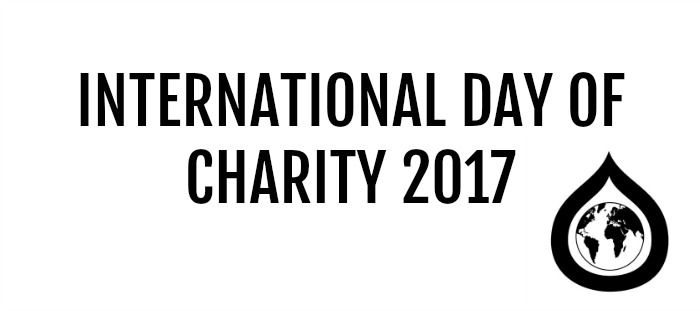 day of charity banner