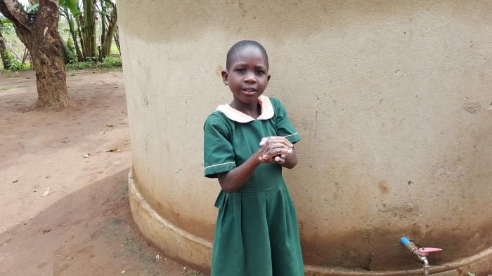 handwashing uganda